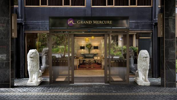 multi million dollar revamp sees mercure become grand