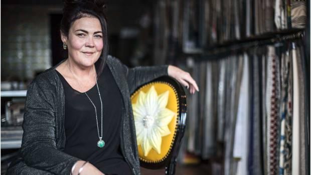Trove interior designer Daniella Norling shows off her personal style.