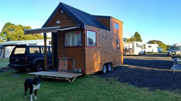 Tiny houses are a way of life Stuffconz