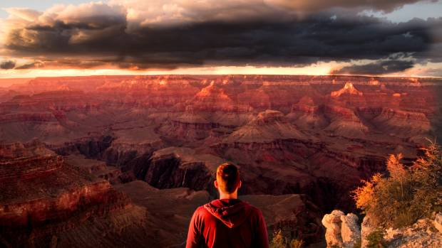 On our recent holiday to the Grand Canyon we got to watch the beautiful sunset over this amazing natural wonder. Truly ...