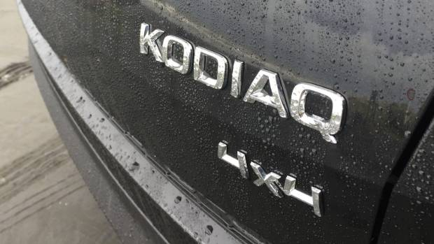 Kodiaq is available with 2WD and 4x4 drivetrains.