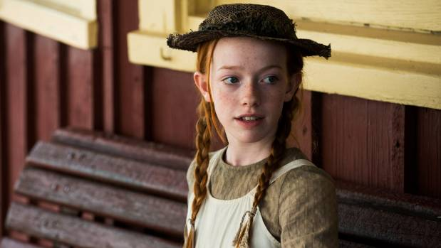 "If there's one correct trait Anne with an E actress AmyBeth McNulty has in order to play Anne Shirley, it's ""just the ..."