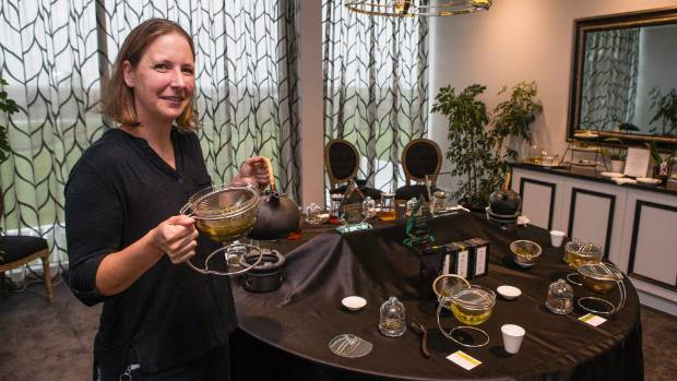 Zealong Tea Estate's blend master Amy Reason makes the perfect cup of tea.