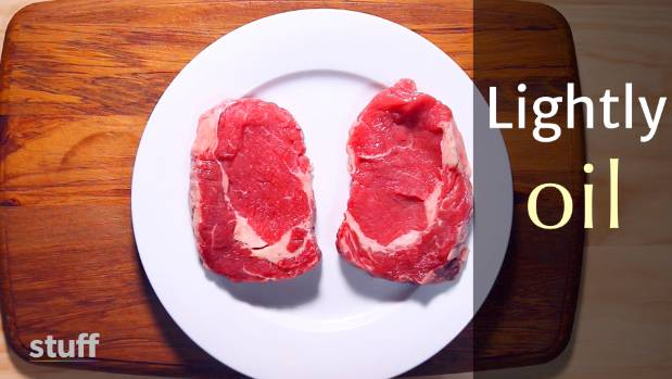 Cuisine Chop Chop: How to cook a steak