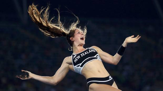 Eliza McCartney enjoyed herself in Rio, and aims to do the same in London in August..