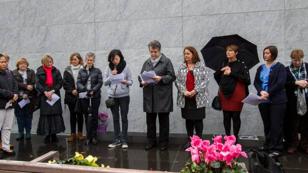 Christchurch nurses remembered 53 nurses from eight different countries killed in the Christchurch earthquake on ...