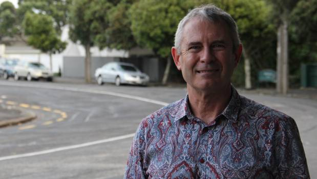 Bike Auckland's North Shore Spokesperson Steve Southall said the potentially unsafe area is Northcote Point's lower Queen St.