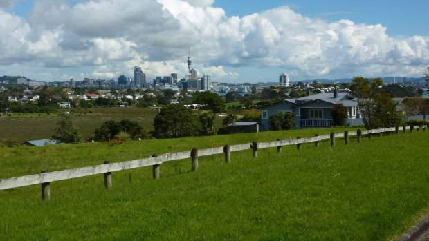 The 4.2 hectare site on Ngataringa Rd, Devonport, Auckland where the six-storey Ryman Healthcare retirement village is ...