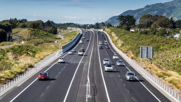Commute times along the new Kapiti expressway, between Peka Peka and Paekakariki, have improved by about five minutes, ...