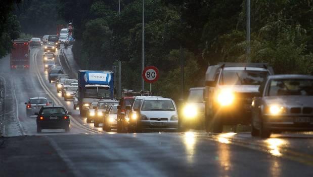 The morning commute into Wellington from Paekakariki has taken motorists 63 minutes, on average, since the Kapiti ...
