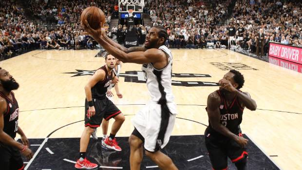 Kawhi Leonard Will Play in Game 1 vs. Warriors Despite Ankle Injury