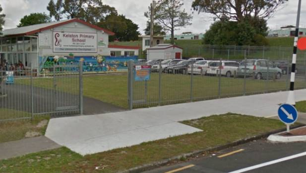 Kelston Primary School notified parents of the incident in a notice on Friday.