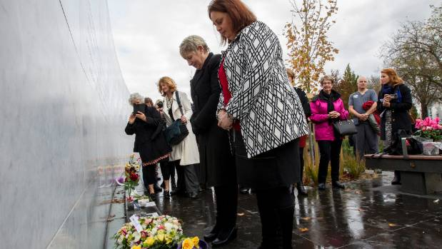 The memorial for nurses killed in the February 2011 earthquake will become an annual event, coinciding with ...