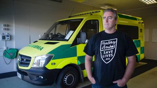 New Zealand ensures ambulance double-crewed