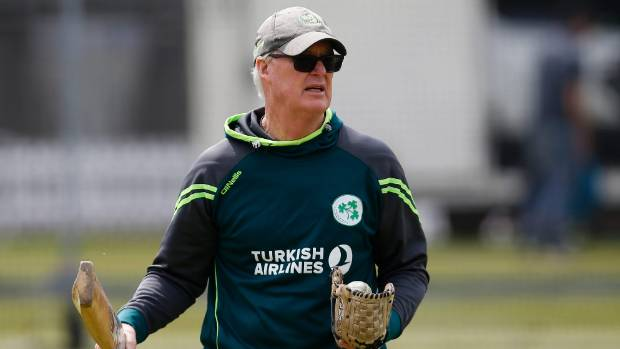 Ireland handed target of 290 against New Zealand