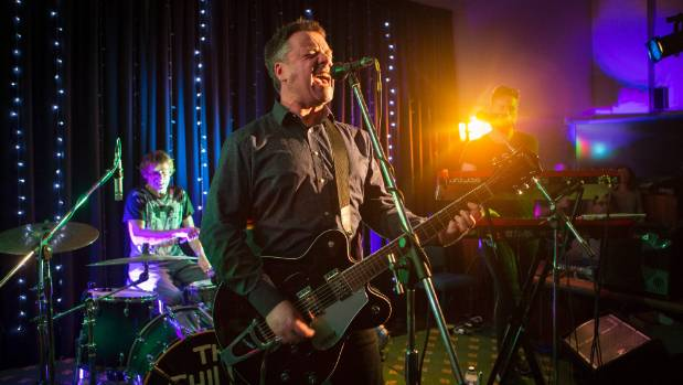 The Chills performed their third to last show, as part of their 2017 tour, in Raglan this weekend.