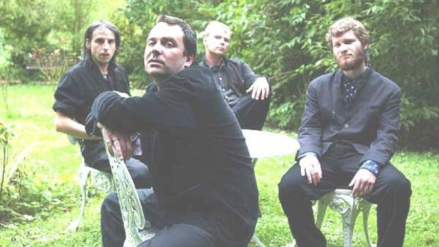 The Chills were a firm fixture of the Dunedin sound.