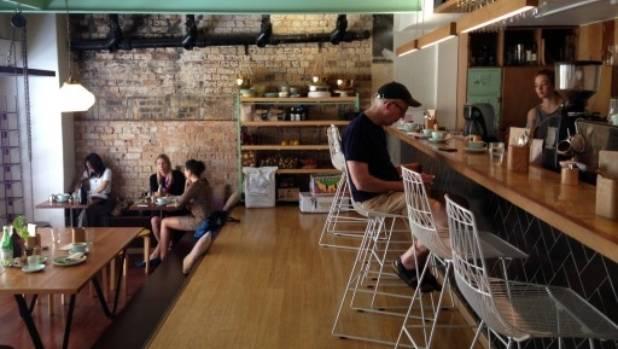 Felix is one of Brisbane's loveliest laneway cafes.