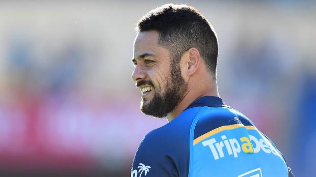 Jarryd Hayne has yet to decide on whether to commit to the Gold Coast Titans in a deal worth $1.3m.