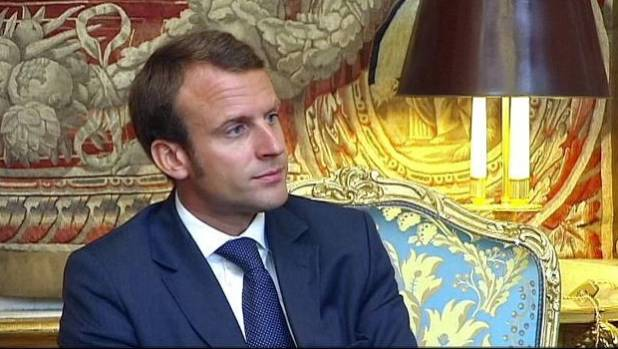Someone allegedly affiliated with the site is believed to have posted fake documents about French president Emmanuel ...