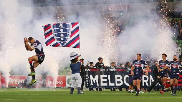 Super rugby farce one win rebels in finals contention for Farcical run out