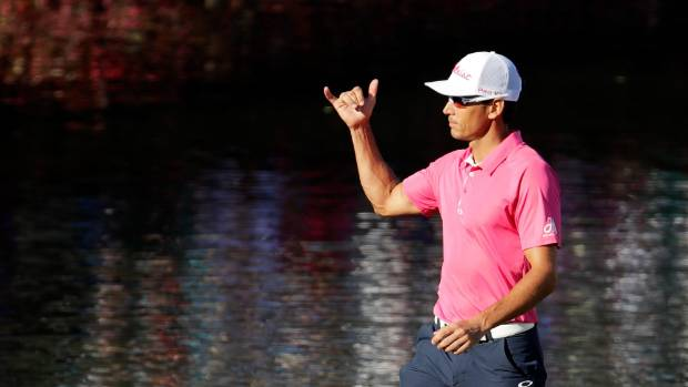 Rafa Cabrera Bello makes ultra-rare albatross at Players Championship