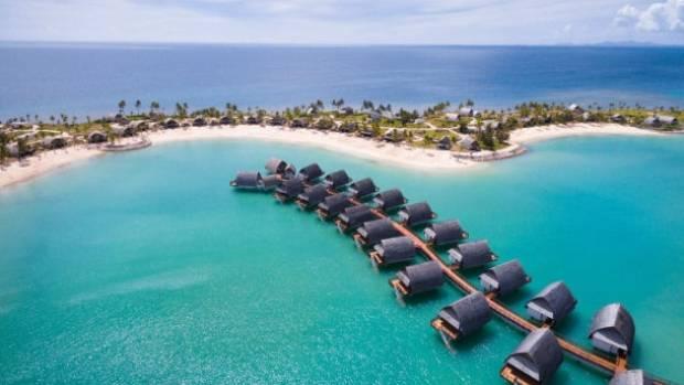 Fiji Marriott Resort Momi Bay.