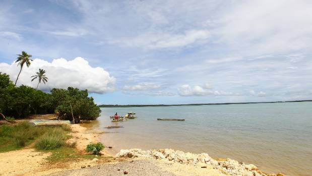 Spend a couple of leisurely hours paddling across tropical reefs of Tonga.