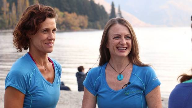 Sandi and Amanda describe their love of running Soul Journeys.