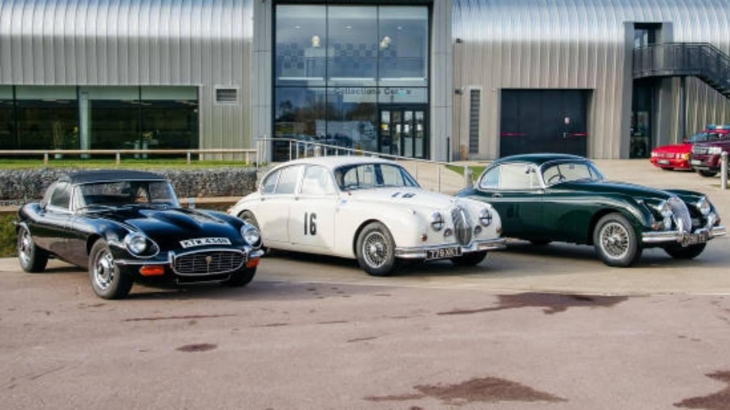 Iconic Jaguar Sportscars Beautiful But Testing Stuff Co Nz