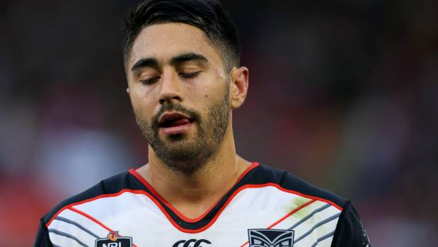 Warriors halfback Shaun Johnson seems destined to leave a trail of broken rugby league hearts behind him.