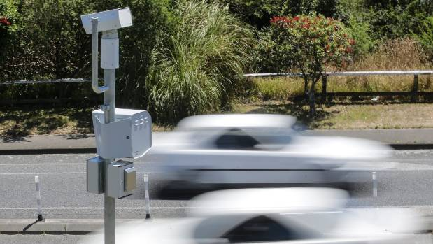 The speed cameras will be set up at 33 sites around the country, in an effort by police to drive down speed-related ...