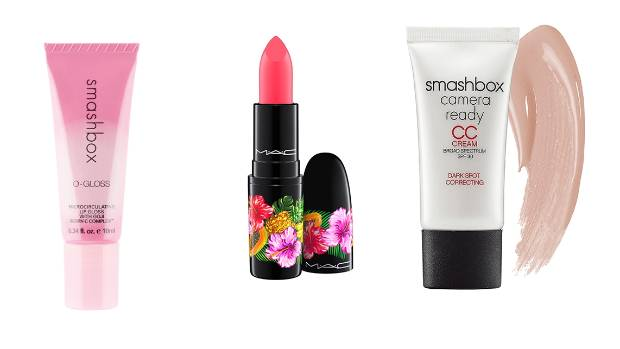 MAC and Smashbox Cosmetics are up there as some of Luci's faves.