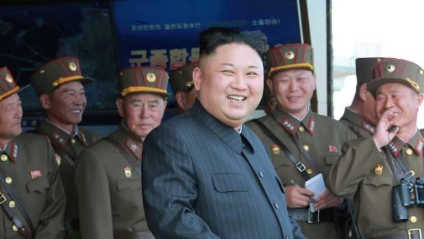 World Leaders Condemn North Korea Missile Test