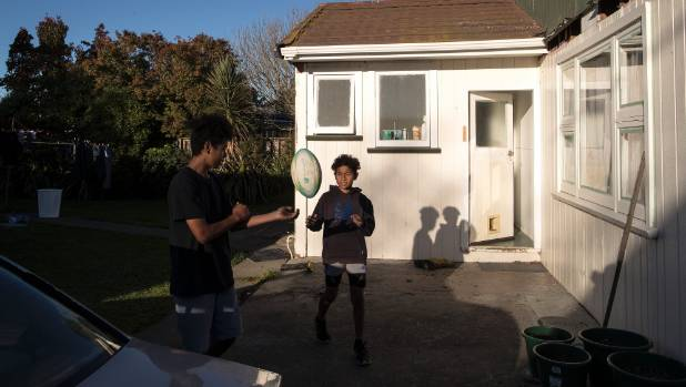 Brothers Tulaniu Sikaleti, 11, and Sikaleti Sikaleti, 13, are on the on the wait list for the Variety Kiwi kids ...