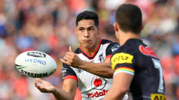 Roger Tuivasa-Sheck admits his game was off-key against the Panthers.