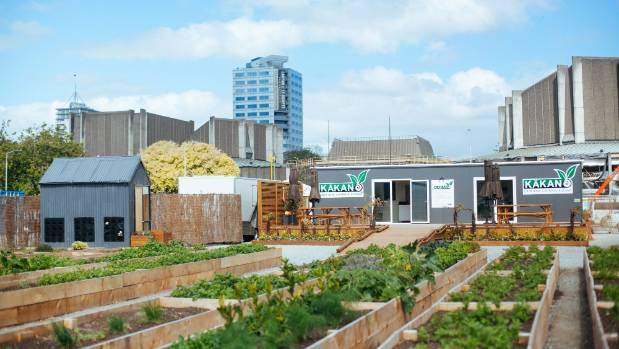 Neat places the best spots to enjoy christchurch 39 s for Grow landscapes christchurch