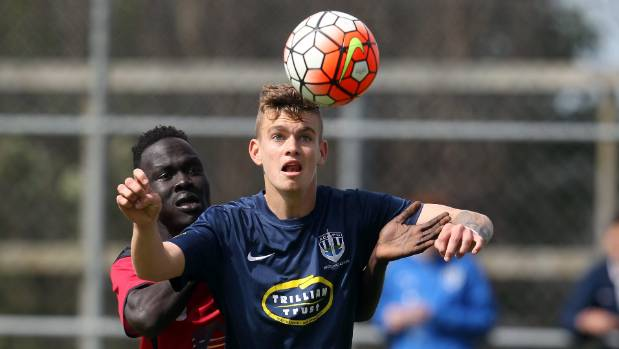 New Zealand under-20 footballer Myer Bevan has signed for Major League Soccer club Vancouver Whitecaps.