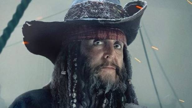Paul McCartney is starring in the new Pirates of the Caribbean sequel.