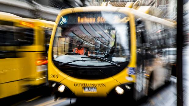 Dave Armstrong says he finds Wellington's drivers mostly obliging and helpful.