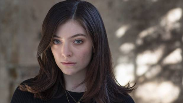 Ella Yelich-O'Connor, better known by her stage name Lorde.