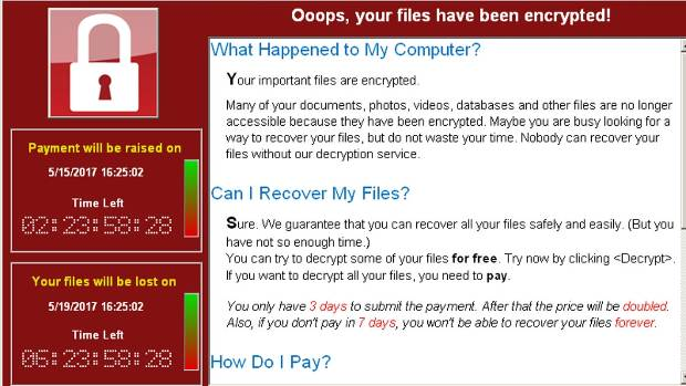 The vulnerability in Microsoft Windows that WannaCry exploited was patched in March, but many organisations hadn't ...