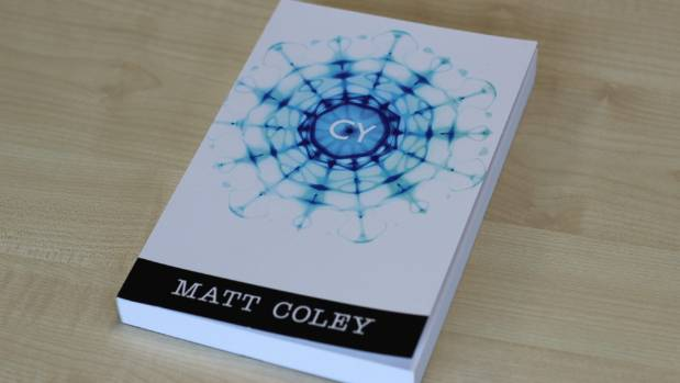 Matthew Coley's science fiction book Cy.