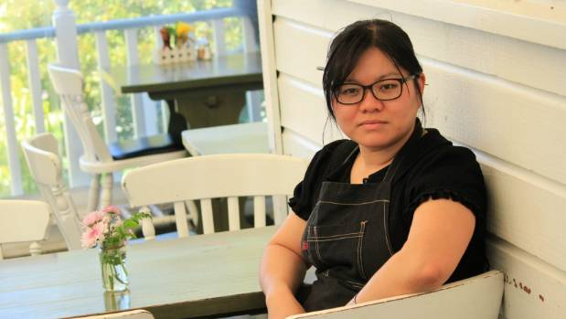 Fernielea Cafe owner Rain Chen said Spark reception at her cafe had been an issue.