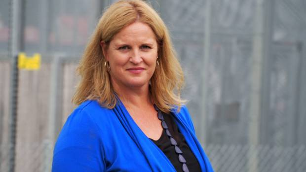 Corrections Minister Louise Upston spent time on Tuesday encouraging more Christchurch employers, like the one who hired ...