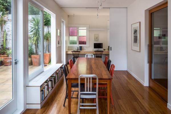 Mount Victoria House Alterations by Mary Daish Architect