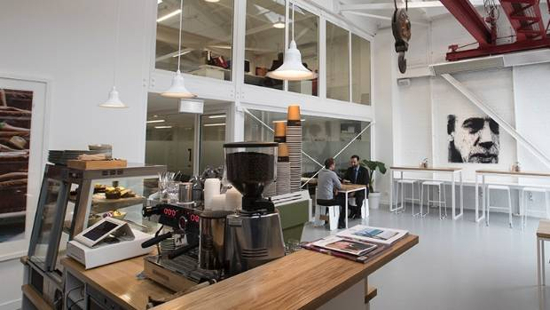 Cafe review grain coffee and eatery in central christchurch White walls and exposed brick go minimalist in this couple s retreat
