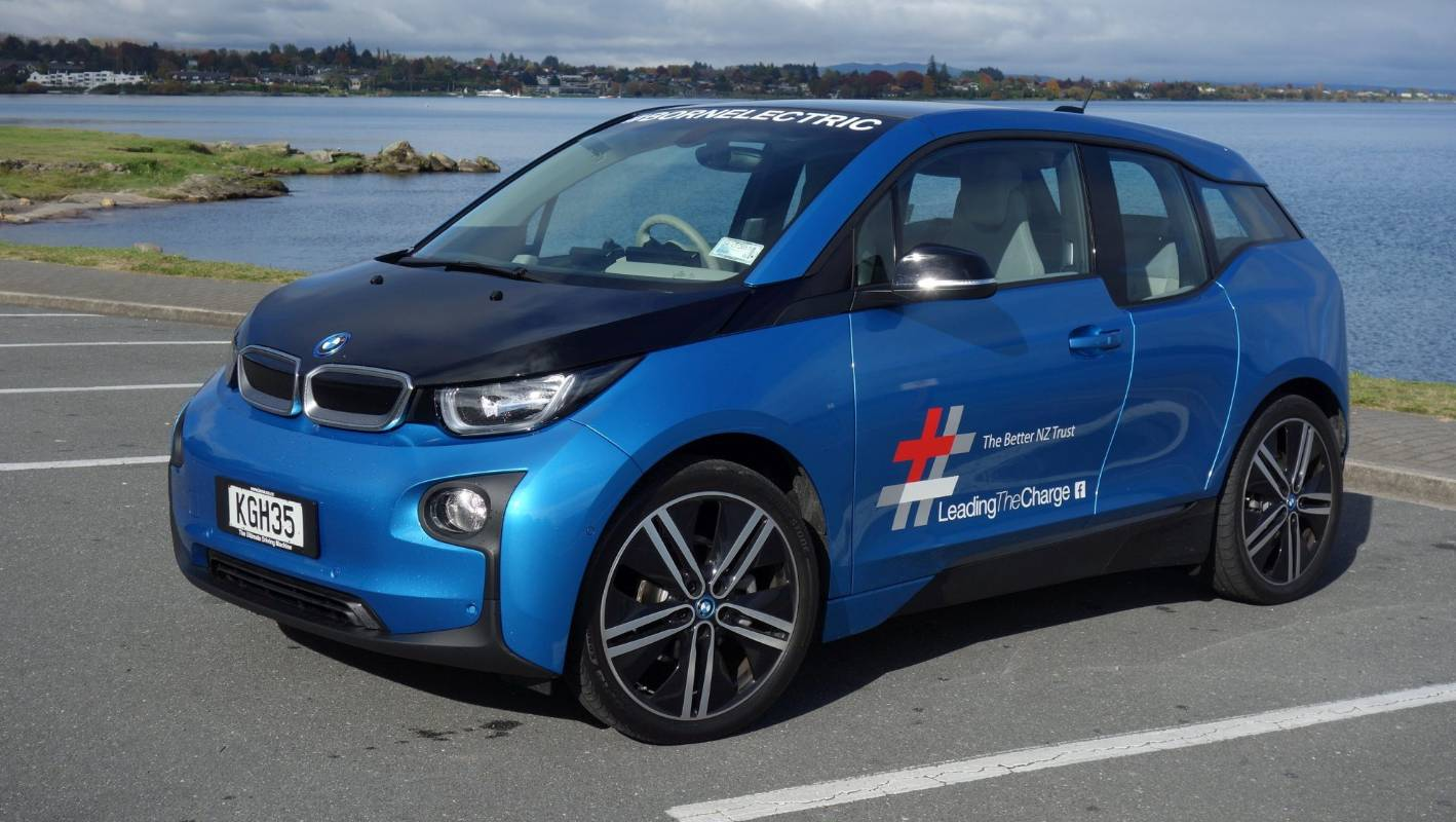 Bmw I3 Leads Charge Of The Light Impact Brigade Stuff Co Nz