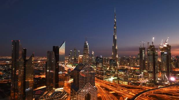Dubai hopes to attract 20 million visitors a year by 2020.