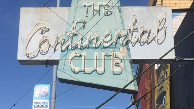 The Continental Club has been going since the fifties.